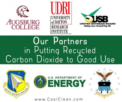 Business & Government Come Together to Put Recycled Carbon Dioxide to Good Use