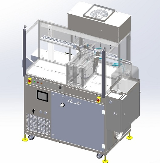 Custom CO2 Cleaning Automated Cell
