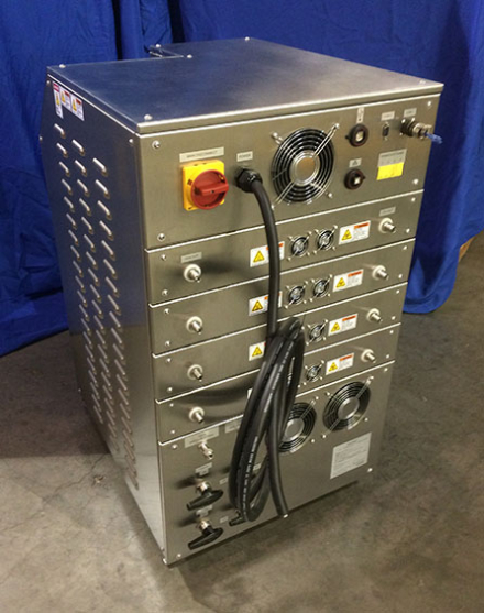 Omega 8000 CO2 Spray Cleaning Module
