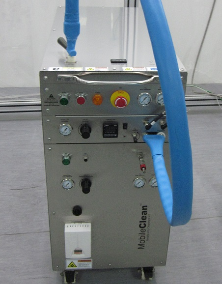 MobileClean CO2 Precision Cleaning Module