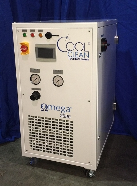 Omega 3000 CO2 Cleaning System