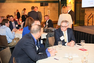 Audience Discussion at Twin Cities Business Manufacturing Forum